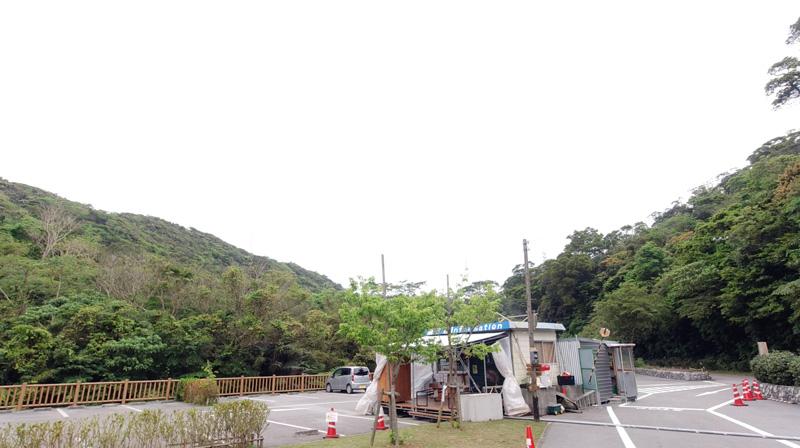平南川ター滝駐車場